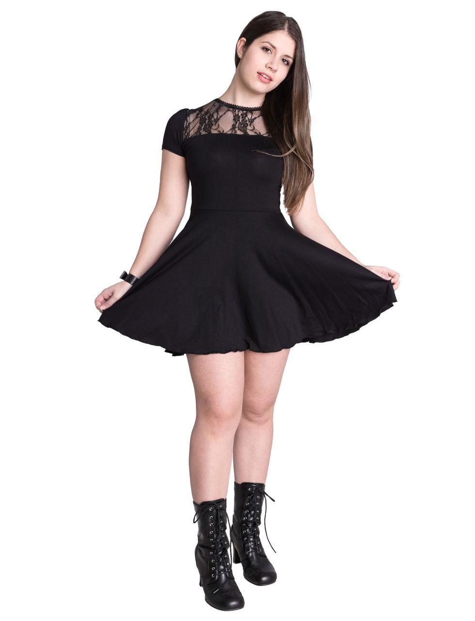 Sweet Darkness Dress